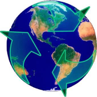 se pueden salvar grandes cantidades de recursos naturales no renovables cuando en los procesos de produccin se utilizan materiales reciclados
